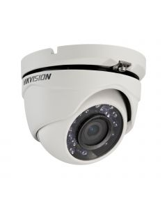 HIKVISION ANALOG DOME METAL INDOOR 720P 2.8MM 20M